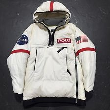 926d6fb54c1d6 Rare Vintage Polo Jeans Co Ralph Lauren Jacket NASA Space Astronaut  Original 90s
