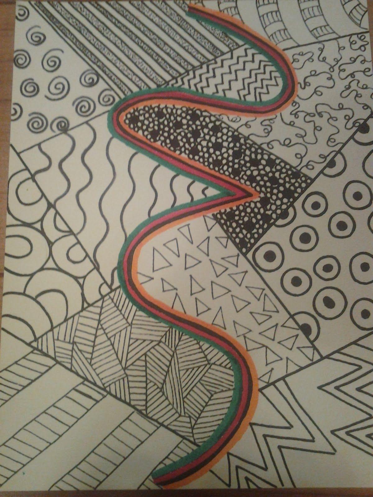 Line Art For Grade 3