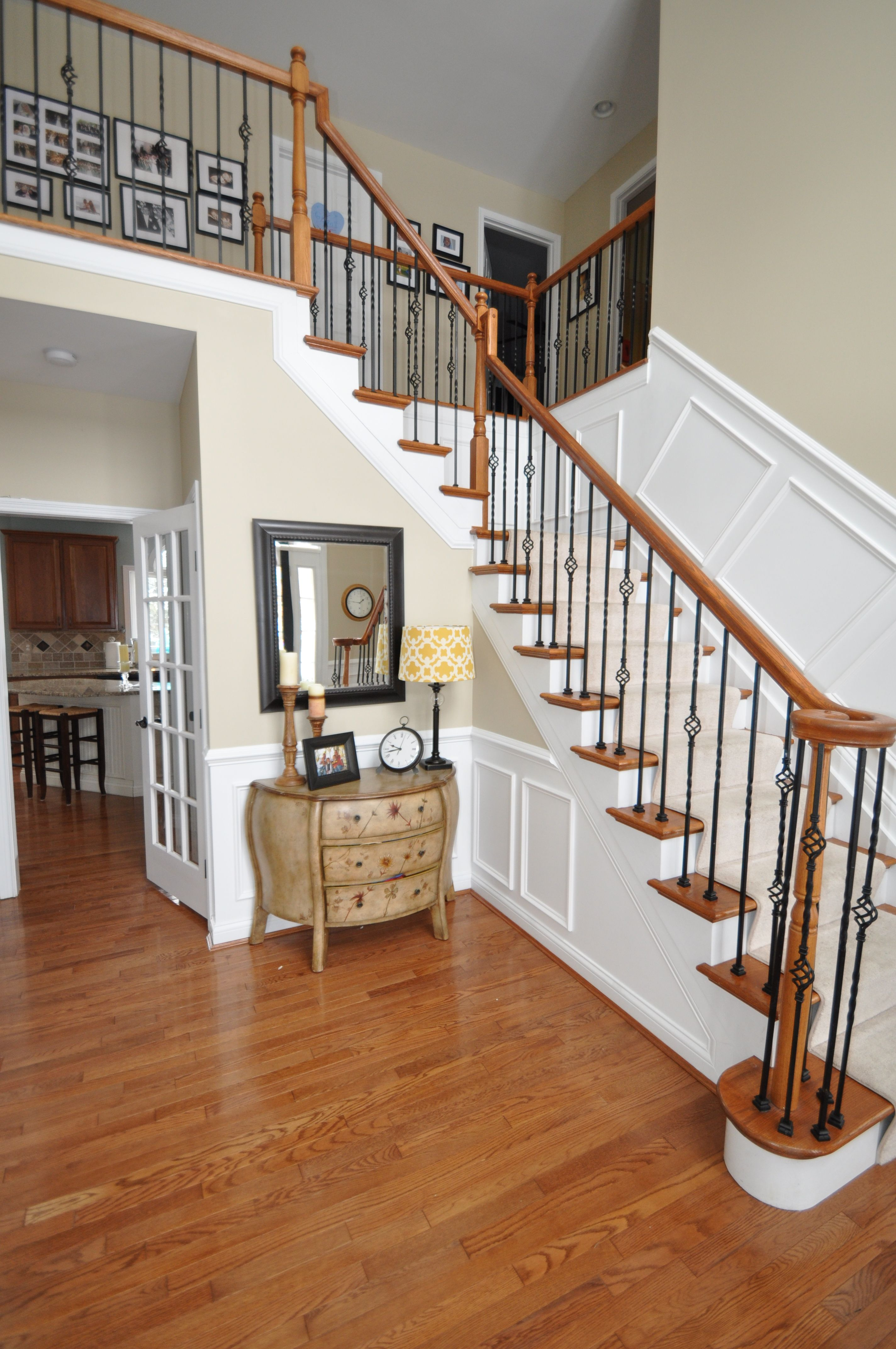 Foyer Paint - SW Urban Putty   Paint Colors in 2018 ...