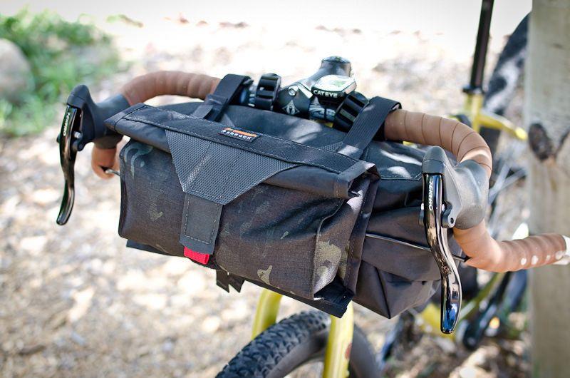 Updated Drop Bar Entrada Handlebar Bag Handlebar Bag Bags Bike Bag