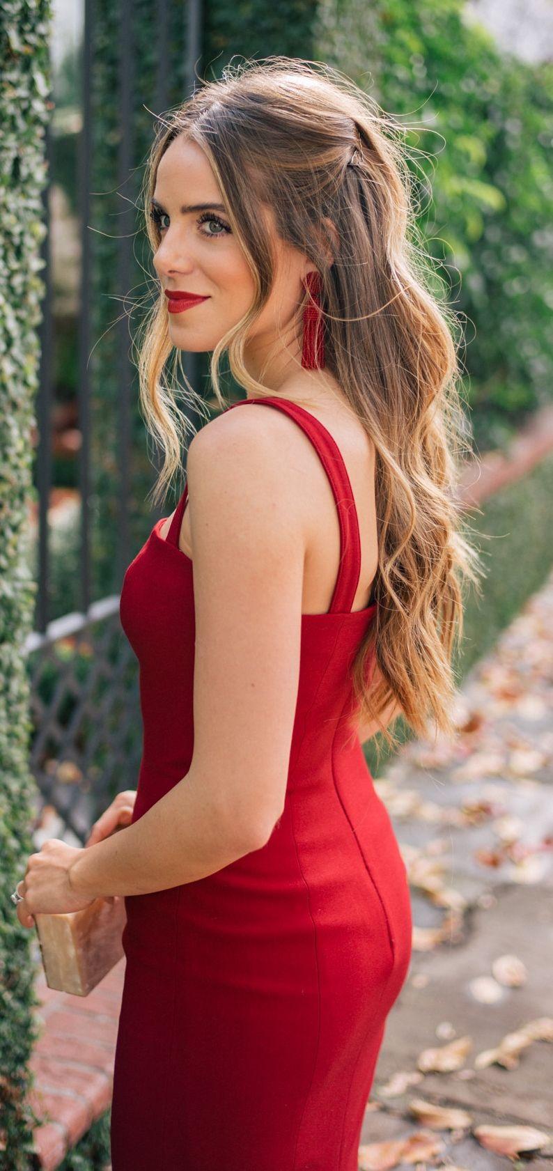 the red dress | makeup | pinterest | red dress makeup, dress