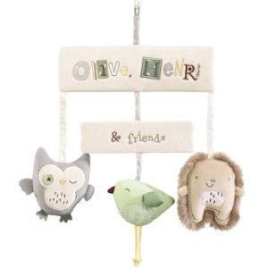 Favourite Nursery Range Olive Henri From Toys R Us Nursery Accessories Nursery Cot Mobile