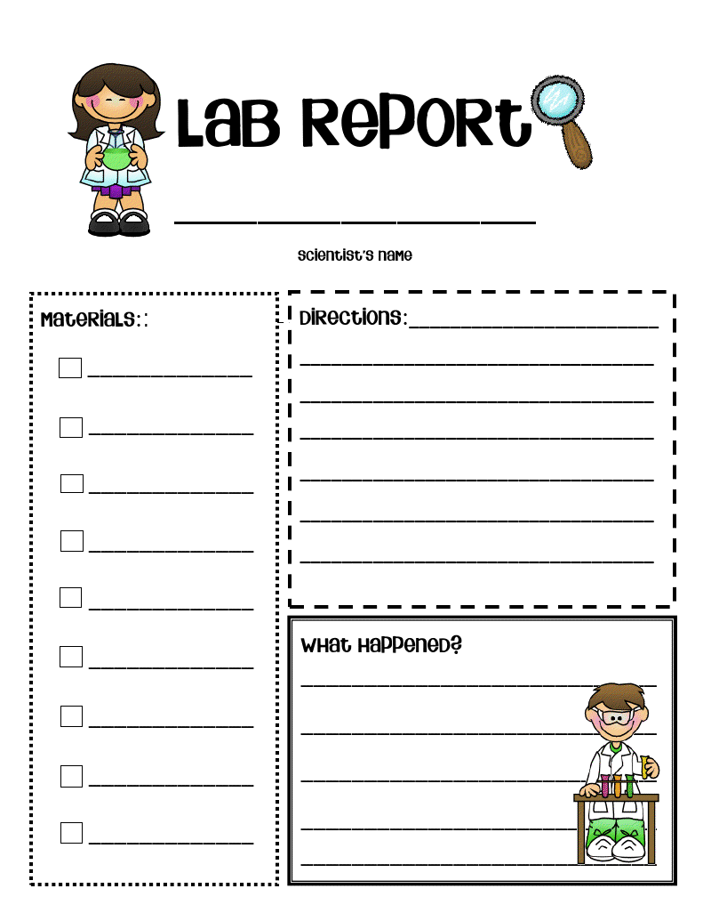 Worksheets Super Scientist Worksheet first grade o w l s super scientist lab report hs sc general report