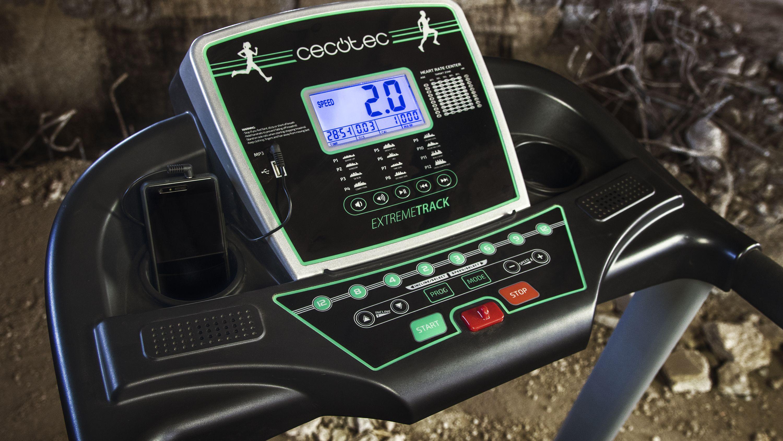 Cecotec Extreme Track Vibrator