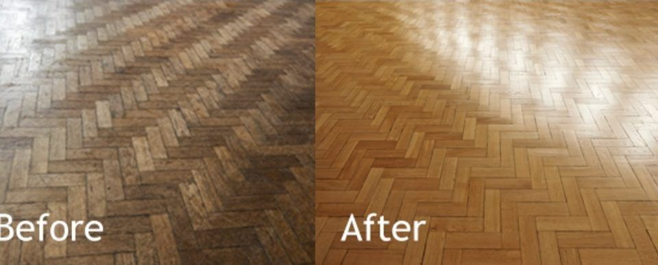 Get Dustless Hardwood Floor Refinishing Service Livingston