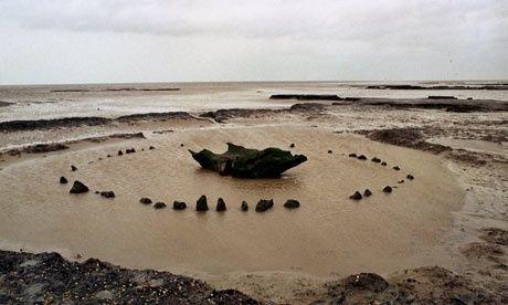 oak sea henge Holme