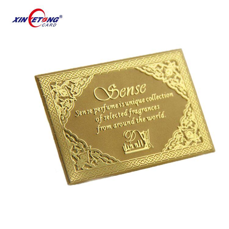 dual sim card metal body phone metal name card metal card