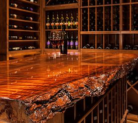 Live Edge Wood Slabs Add A Piece Of Nature To Your Home
