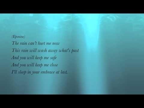 A Little Fall Of Rain Les Miserables Listen Up Citat