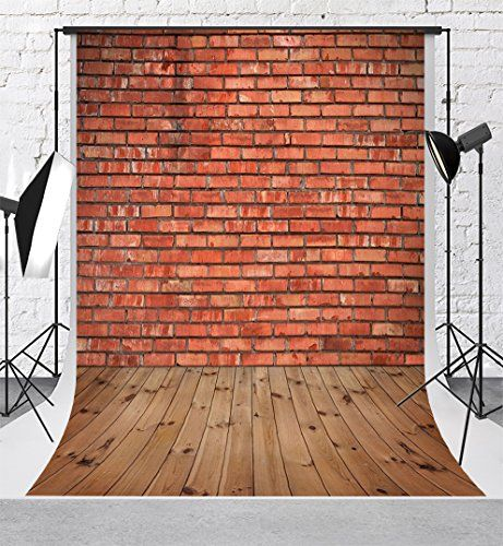 Pin By Kate Backgrounds On New Grey Wood Floors Red Brick Walls Red Bricks