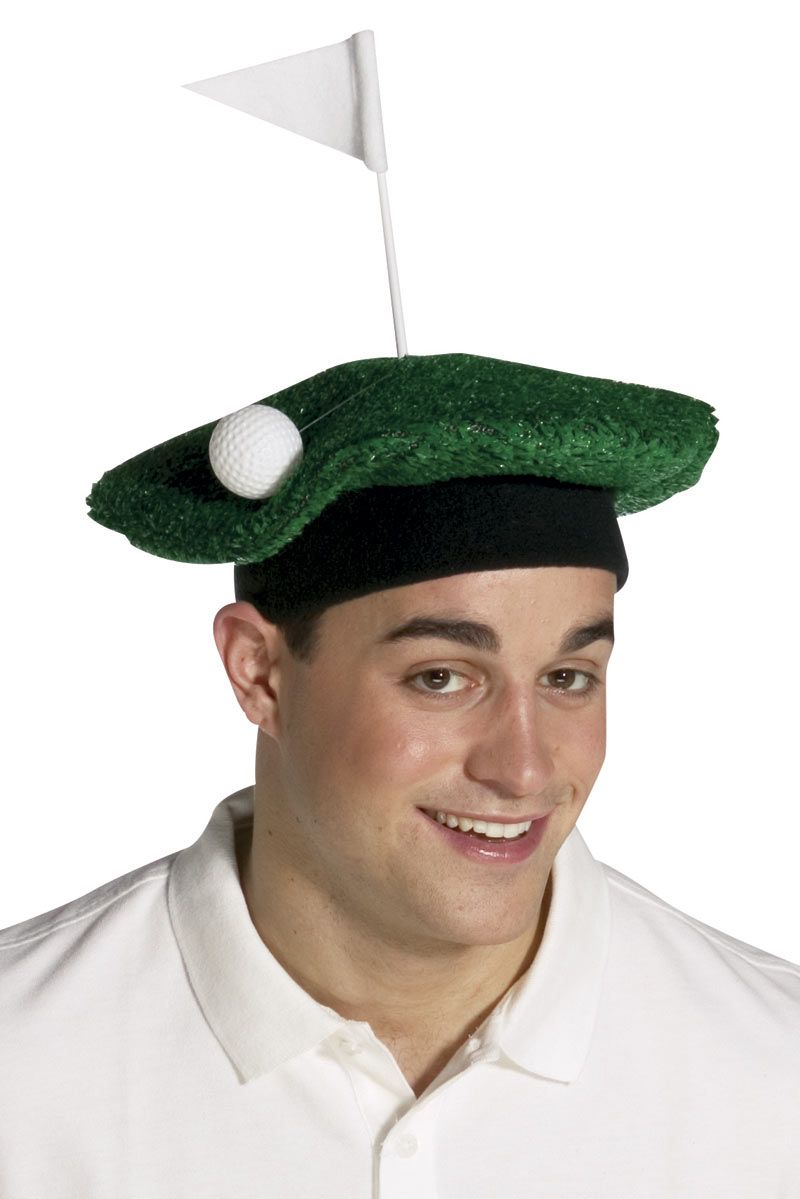 46754f44876 THE ORIGINAL HOLE-IN-ONE GOLF BERET Funny Sports Hats  26.14