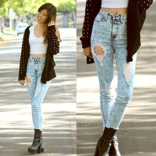 jeans and cool image