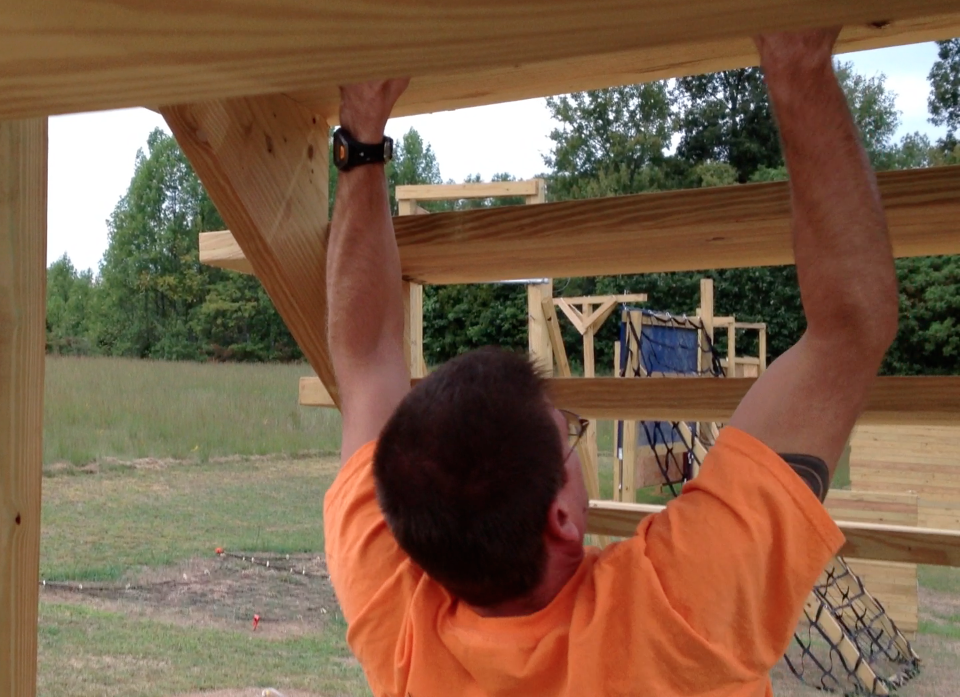 backyard obstacle warrior obstacles backyard parkour ideas lessons