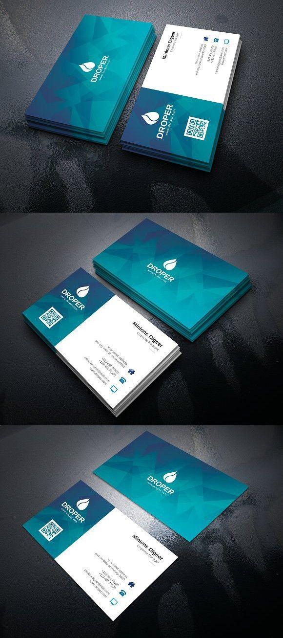 Business Card #businesscard #corporate | Cartões de Visita ...