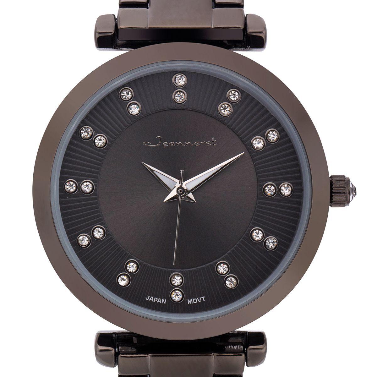 Jeanneret Women's Muriel Austrian Crystal Watch