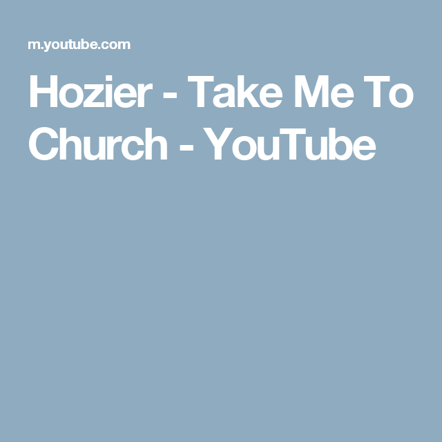 best Hozier Take Me To Church Chords Lyrics Youtube image collection