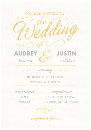 Costco Wedding Invites Rsvp Thank You S Each 17 25 For Set Of 25