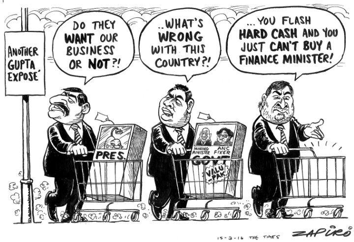 Another Gupta Expose