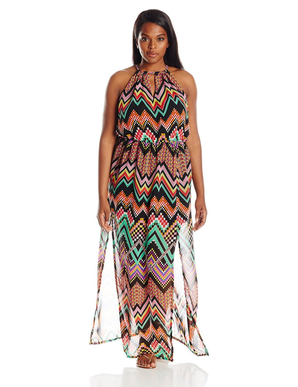 She s cool maxi dress