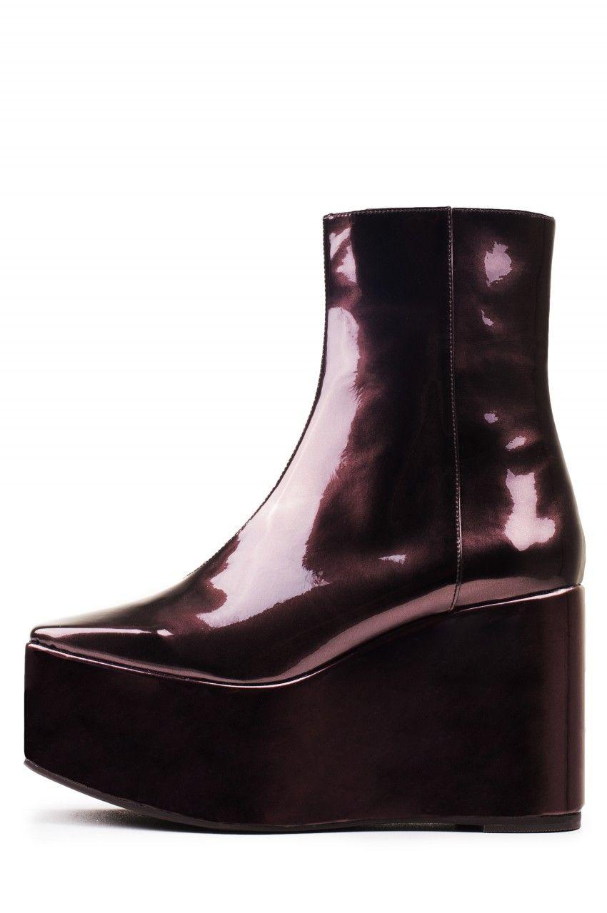 ec08b58a87dc Jeffrey Campbell Shoes BONTERI Shop All in Bronze