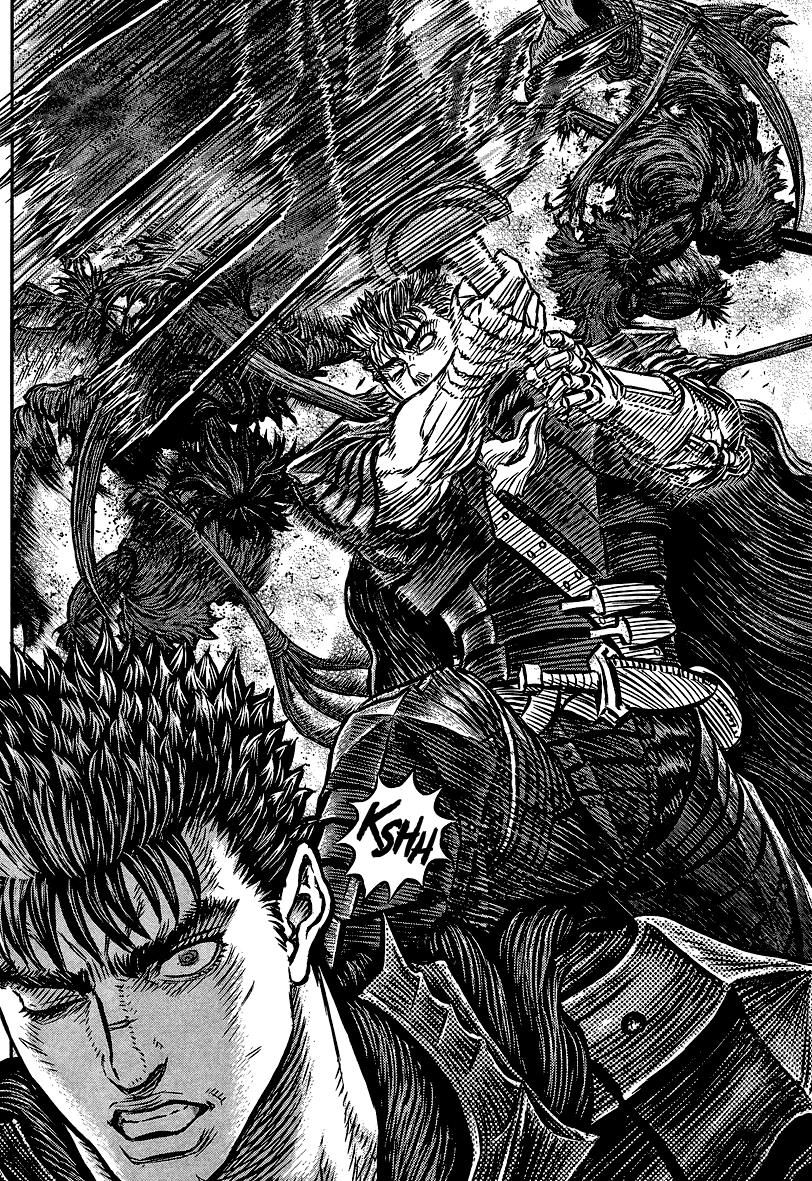 Berserk Chapter 343