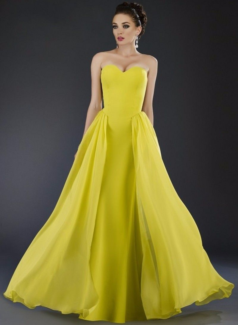 Click to buy ucuc long detachable skirt evening dresses party