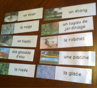Primary French Immersion Resources: Air and water unit ...