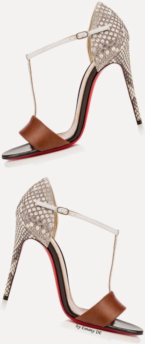 chaussure louboutin a petit prix