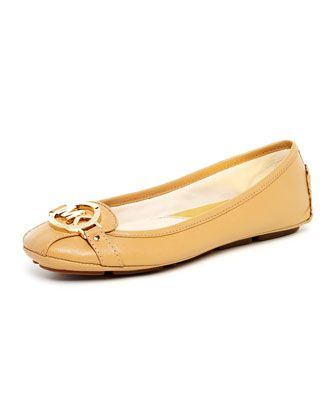 Fulton Saffiano Leather Moccasin by MICHAEL Michael Kors at Neiman Marcus.