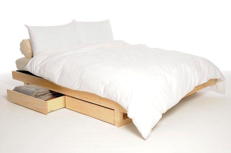 Mirage Kingsize Storage Bed Double
