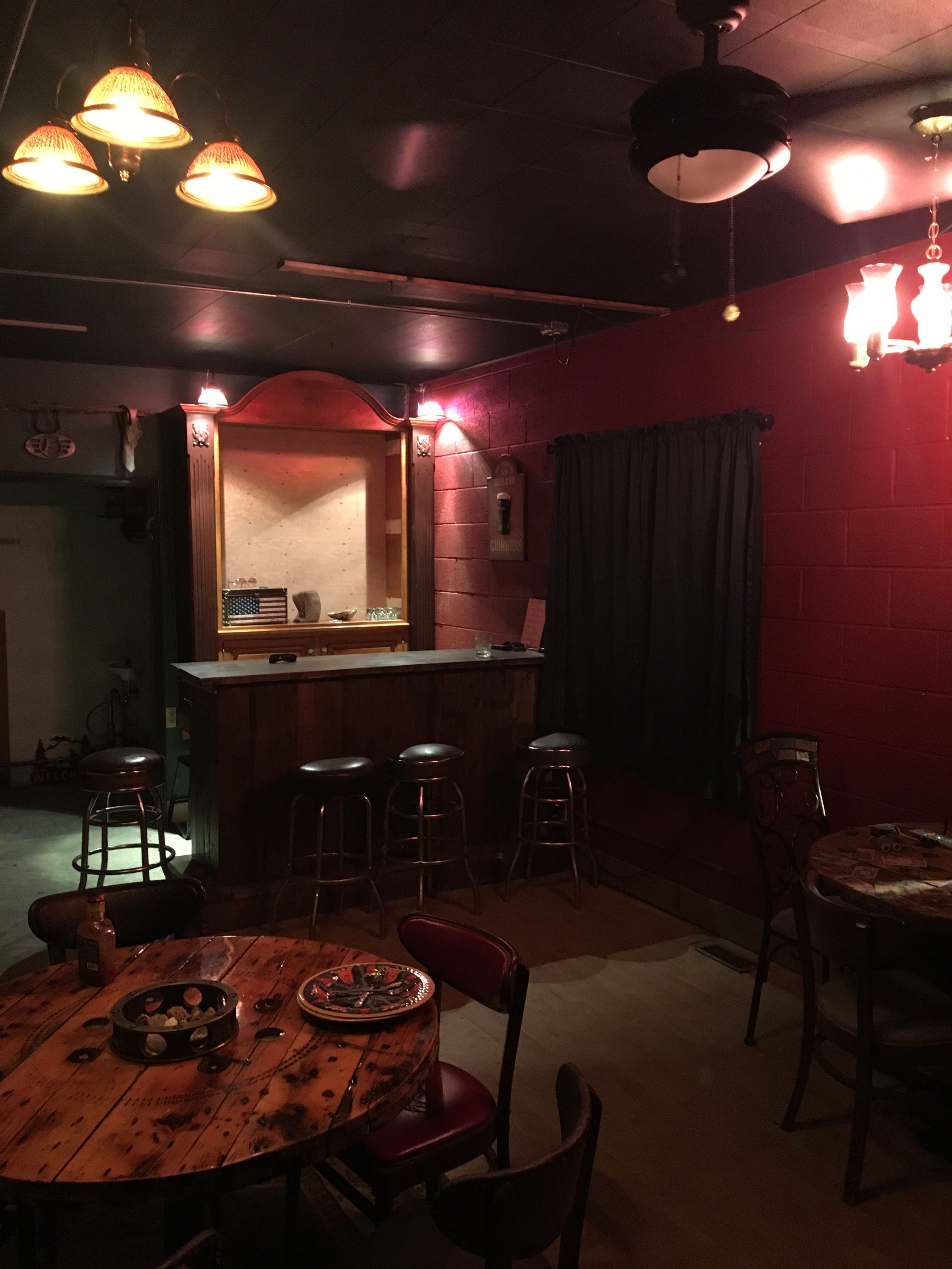 Green eyed Gypsy Saloon #gypsysetup Saloon in Fort Bridger and home to the greatest tarot card reader. Good Beer, better Whiskey and drinkable water.