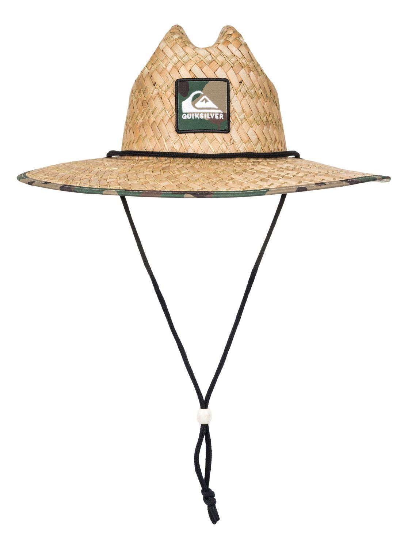 Sombrero Salvavidas de Paja Outsider 191274007489  53fb36f1dda3