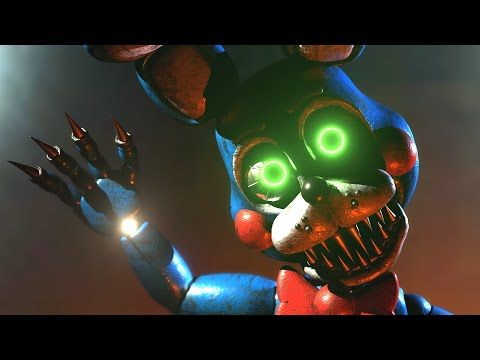 Fnaf Sinister Turmoil Sinister Toy Bonnie Nightmare Toy Bonnie Fnaf Freddy Fnaf