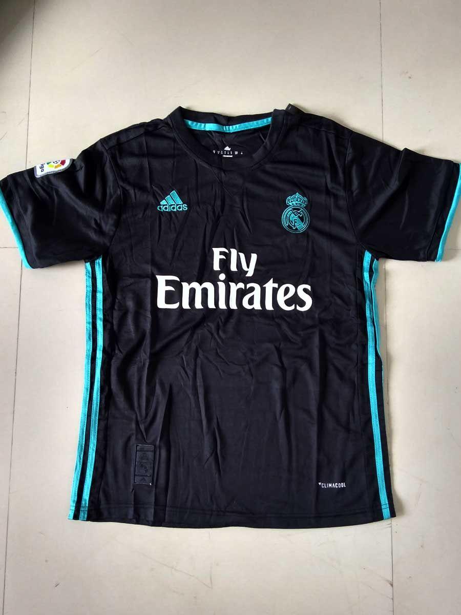 Real Madrid Blue Kit Real Madrid Soccer Kits Madrid
