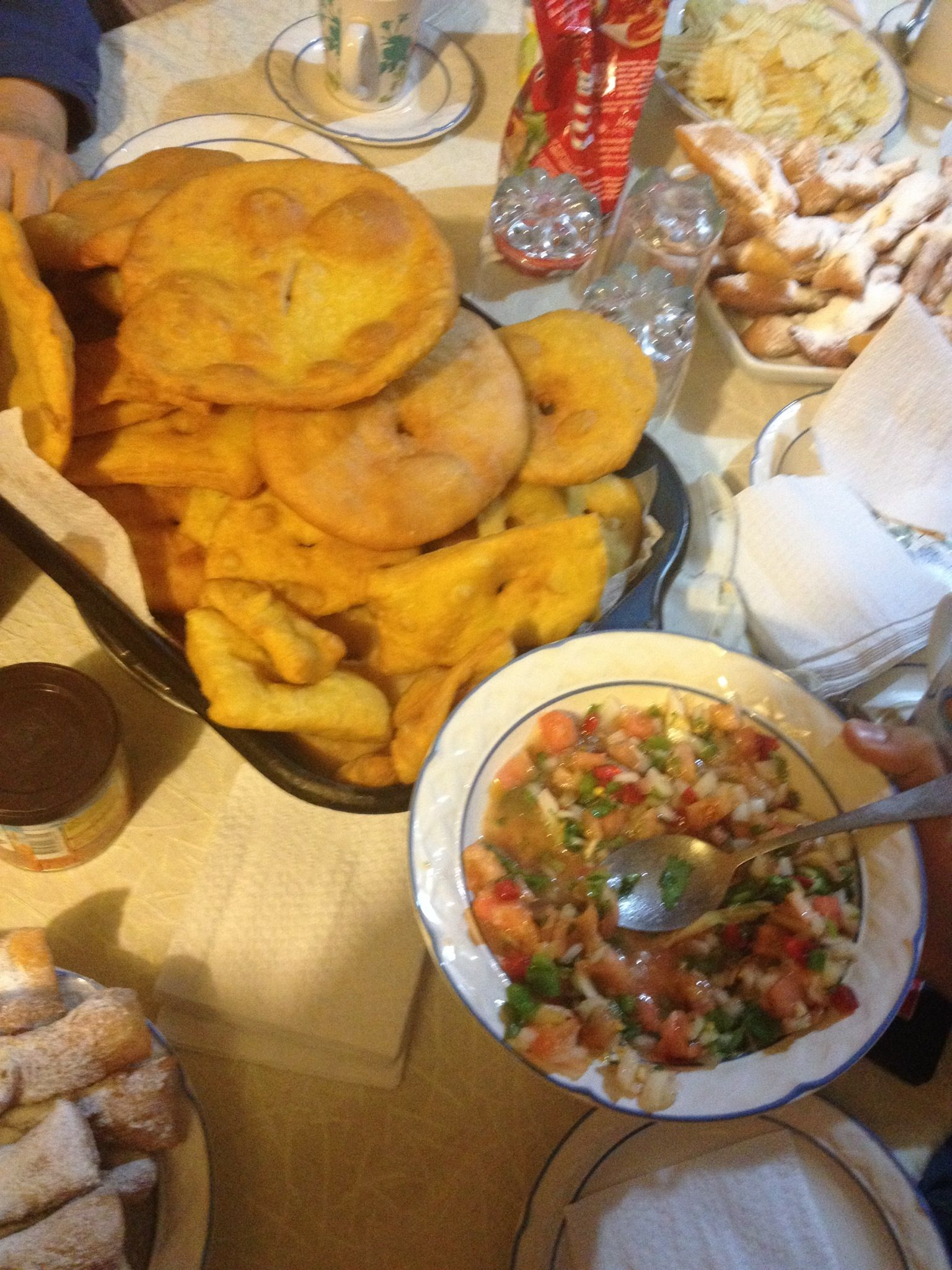 How to make authentic chilean sopaipillas recipes pinterest how to make authentic chilean sopaipillas recipe forumfinder Gallery