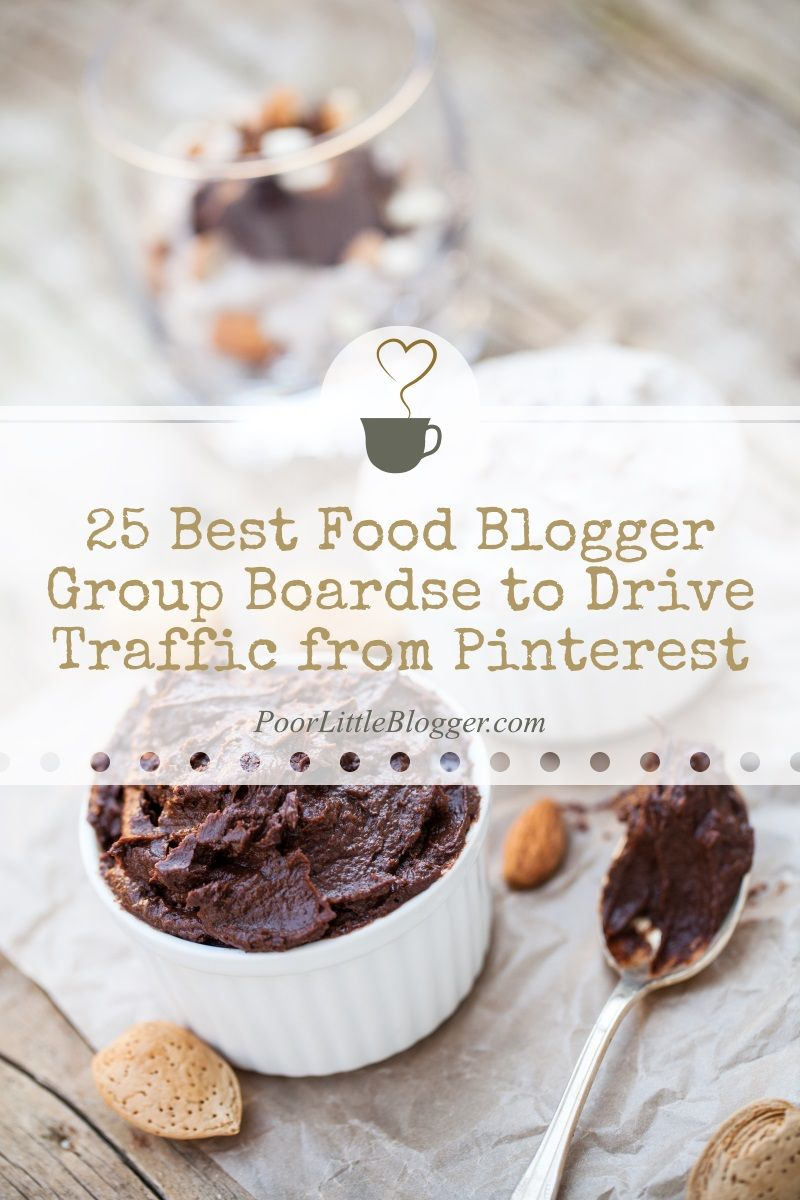 25 best food blogger group boards to drive traffic from pinterest feel free to pin and share emma rae thomas the poor little blogger team forumfinder Gallery