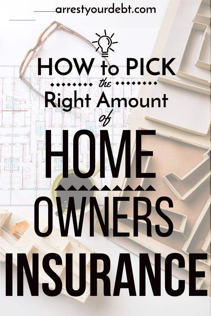 Find out how much homeowners insurance you need arrest