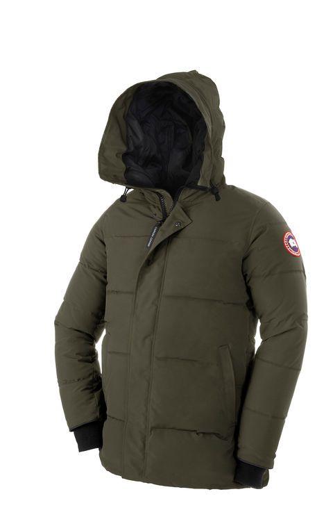 5f782fe377a2 Canada Goose MACMILLAN PARKA for Men Military Green