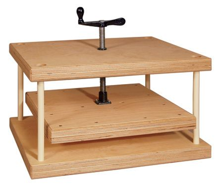 Book paper press large studio office pinterest paper press wooden press for hand bookbinding and paper bookmaking tools and materials including the large quiknip press for do it yourself work solutioingenieria Choice Image
