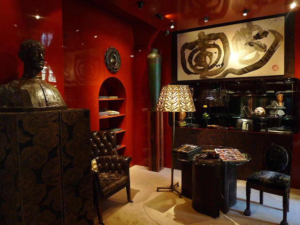 00c6ef70d1 Dries Van Noten store on the Paris Rive Gauche ...