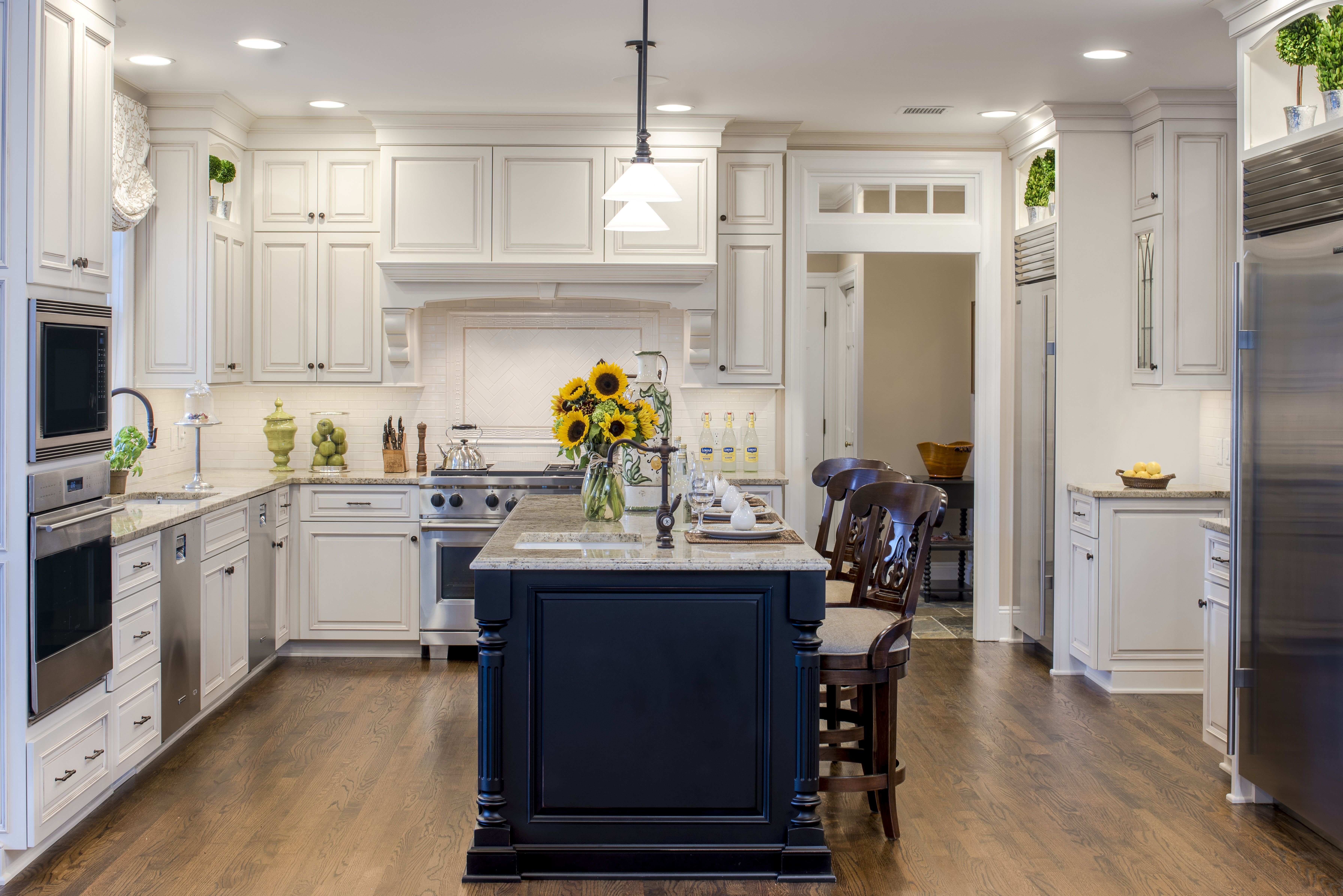 The American Classic Project Classic Kitchen Design Country Kitchen Classic House Interior