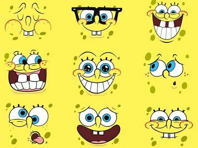Rondom D Spongebob Drawings Spongebob Faces Spongebob Funny