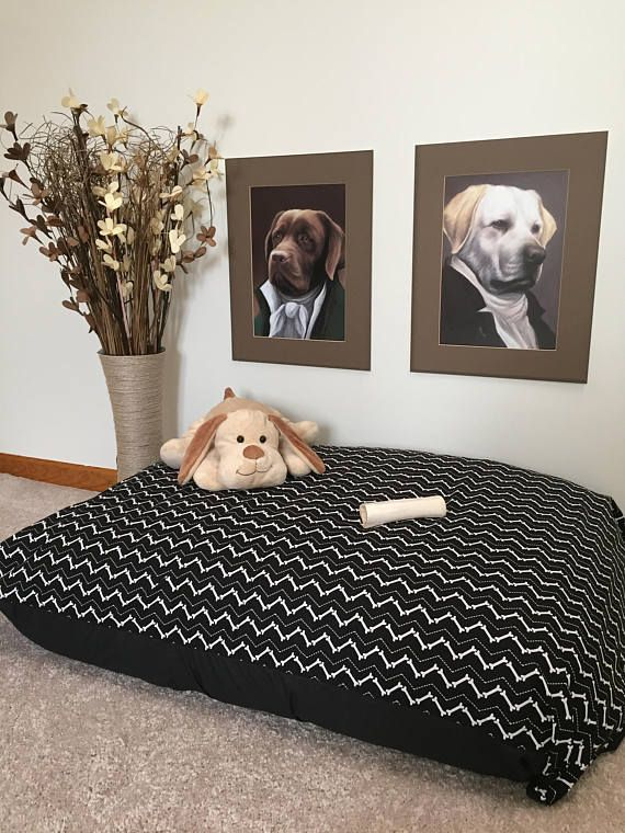 Pin By Megan Kaczmarczyk On Daycare Affordable Dog Beds Covered Dog Bed Dog Bed Large