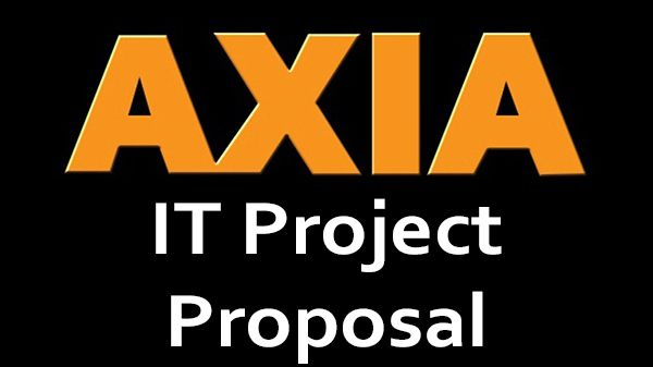 Axia Consulting It Project Proposal  Preparation Tips And