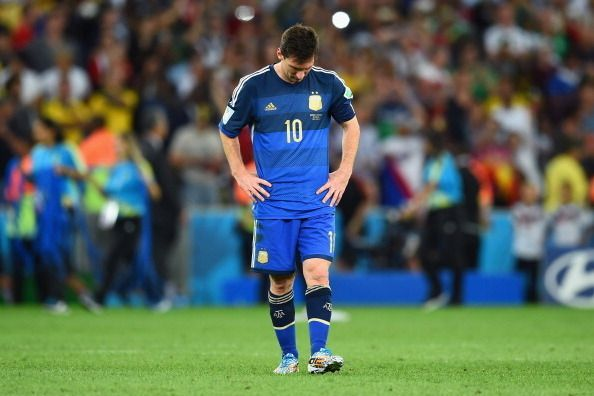 World Cup 2014 Final Bracket And Scores Following Championship Results Messi World Cup Lionel Messi Messi