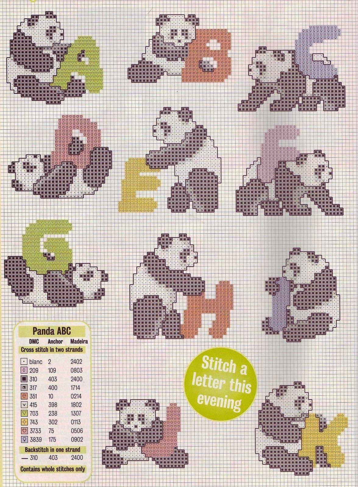 abc-osos-panda-1.jpg (1175×1600) | Patrones para vestidos d selene ...