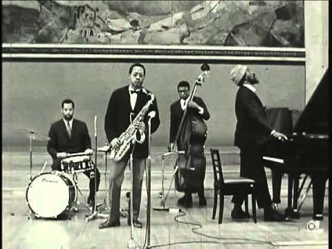 Thelonious Monk - Live in Norway & Denmark '66.Intimate TV Concerts. - YouTube