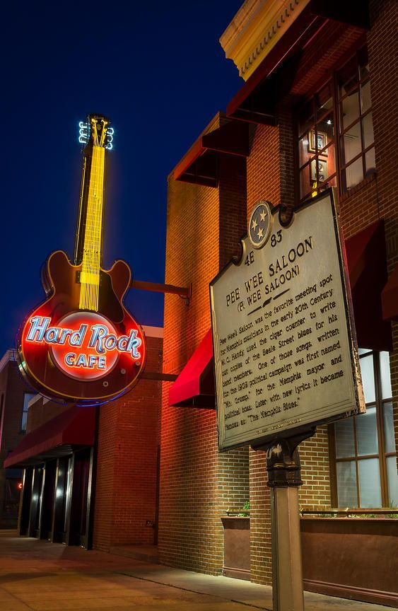 Nashville Hard Rock Cafe T-shirt Tennessee Music City