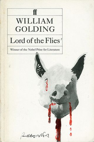 a few quotes from lord of the flies by william golding Range of key quotes in preparation for the exam ao2 analyse the language william golding: lord of the flies their few followers and steal piggy's glasses in the process.