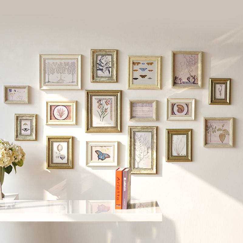 Photo frame wall collage google search